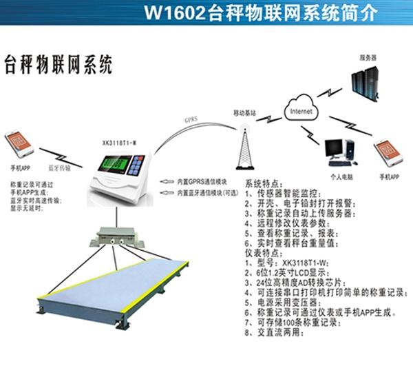 称重物联网系统W1602