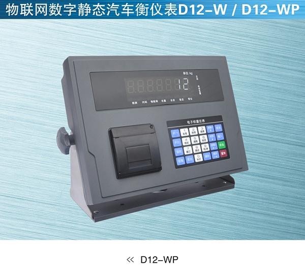 物联网系统D12-W